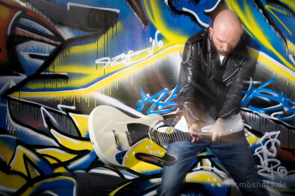 Rockstar mit Steph